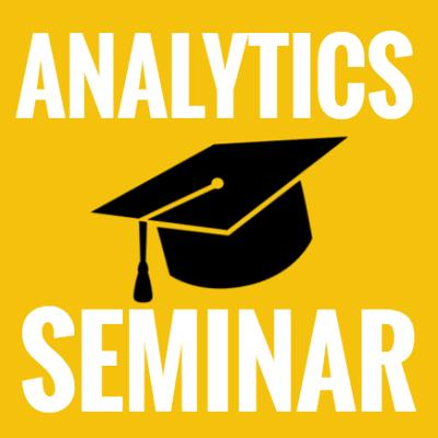 Analytics Seminar Frankfurt @ A&O Frankfurt Galluswarte | Frankfurt am Main | Hessen | Deutschland