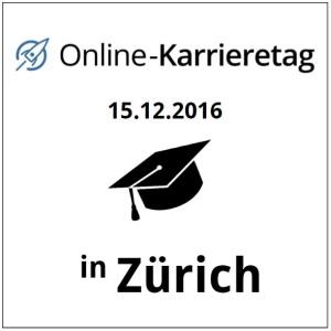 Online Karrieretag in Zürich @ wird in kürze bekannt gegeben