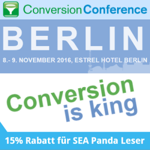 Conversion Conference 2017 in Berlin @ Estrel Berlin | Berlin | Berlin | Deutschland
