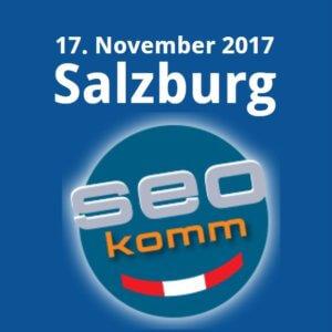 SEOkomm 2017 @ brandboxx Salzburg | Lengfelden | Salzburg | Österreich