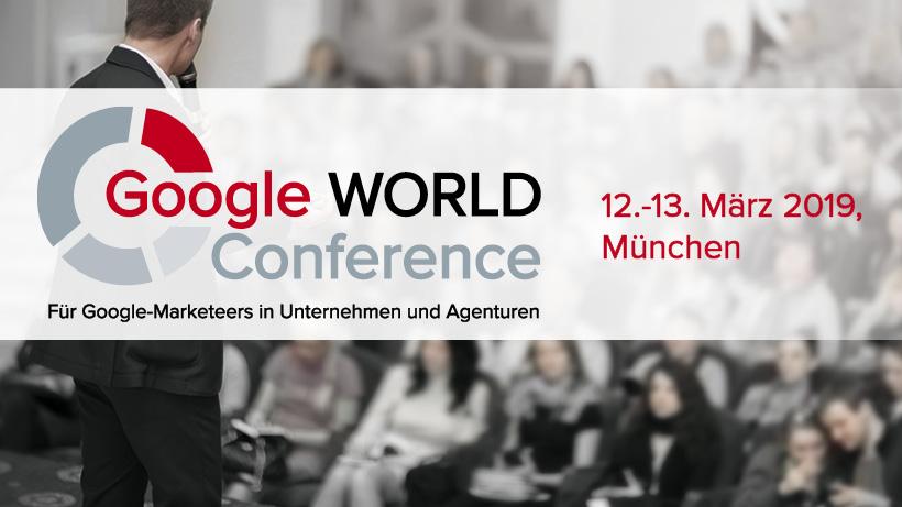 Google World Converence
