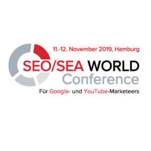 SEO/SEA World Conference Hamburg @ Empire Riverside Hotel, Hamburg