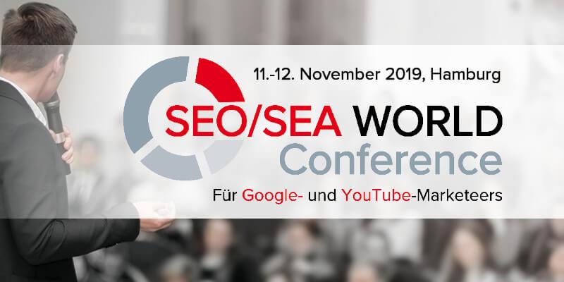 SEO SEA Konferenz