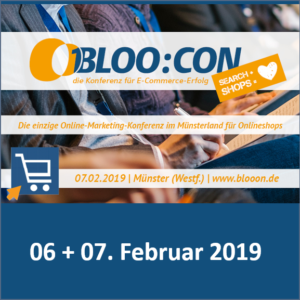 BLOO:CON 2019 @ Mövenpick Hotel Münster