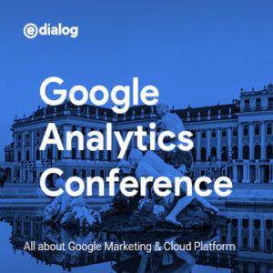 Google Analytics Konferenz 2020 @ Schloß Schönbrunn