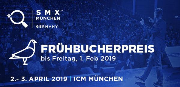 SMX Frühbucherpreis