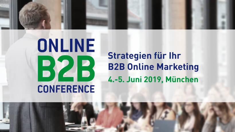 Online B2B Konferenz