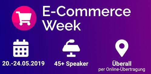 Ecommerce Week Banner