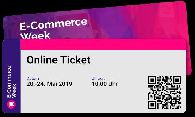 Kostenloses Online Ticket