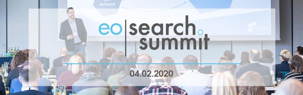 eoSearchSummit @ Online