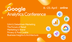 GACon 2021: 10. Google Analytics Conference DACH
